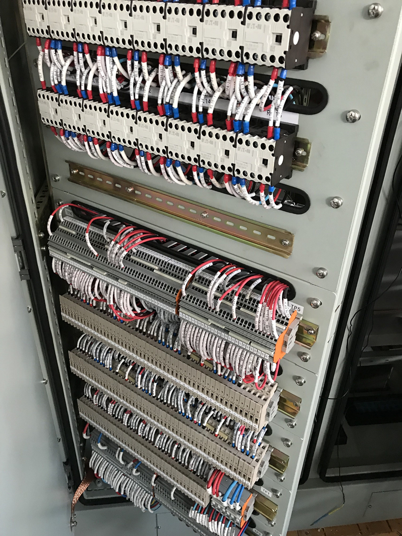 Outdoor Signal Control Cabinet