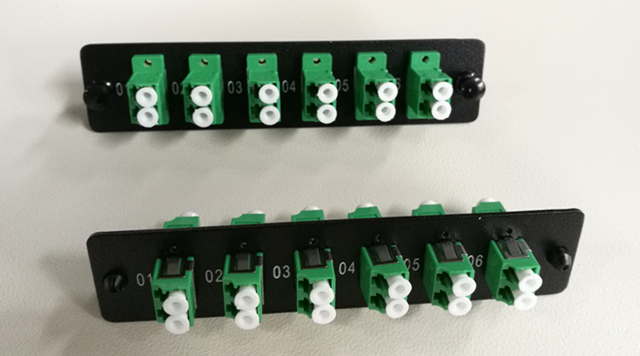 Fiber Adapter Packs/Holder