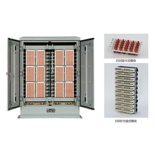Copper Solution-Cable Cross-connection Cabinet