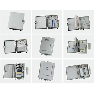 Fiber Solution-Optical Fiber Distribution Box (Plastic)